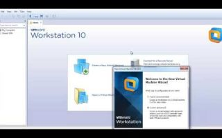 Установка windows server 2012 на vmware workstation 10