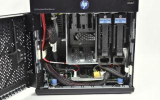 Установка synology os на обычный компьютер hp proliant n54l microserver